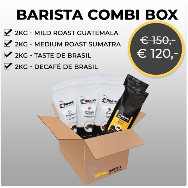Barista-combi-box