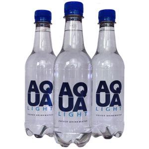 Flesjes AL Blauw 0,5ltr