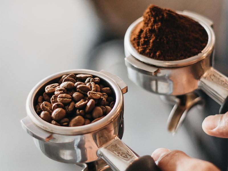 koffie bonen gezond